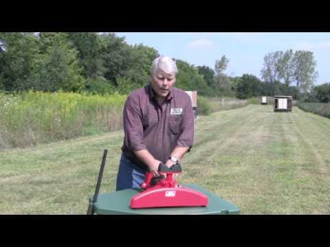 Video: Predator Gun Rifle Shooting Rest | Pyramyd Air