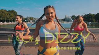 Aidonia-Nuh boring gyal by DIZZY dance team ( choreo by Vera Model)