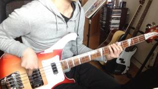 Queen- Bicycle Race (Bass Cover)