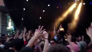Laurent Garnier live at Sonar 2013 - man with the red face