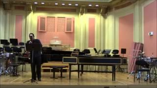 Francisco Mignone 16 Valsas para Fagote Solo - Valsa Improvisada
