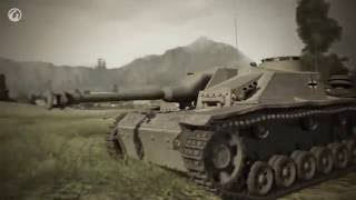 World of Tanks Video - Military Parade Trio - Tank Games