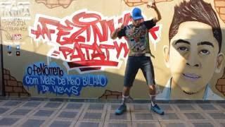 MCs Zaac e Jerry - Paranauê - Ritmo da Capoeira ( FEZINHO PATATYY )