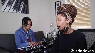 DJ Khaled ft. Justin Bieber - I'm The One (Jade Novah Cover""