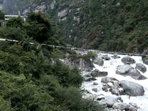 Martin in Nepal – Stimmung am dritten Trekking-Tag