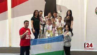Местные тхэквондисты завоевали 19 медалей