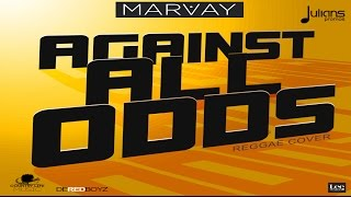"""Marvay - Against All Odds (Phil Collins Cover) """"2017 Release"""" (Red Boyz Music)"""