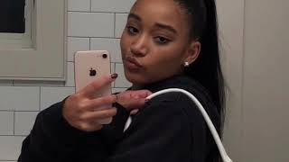 GET AMANDLA STENBERG FACE AND BODY || SUBLIMINAL