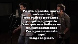 Despacito letra official   Maxi Espindola ft  Agustín Bernasconi Live Session