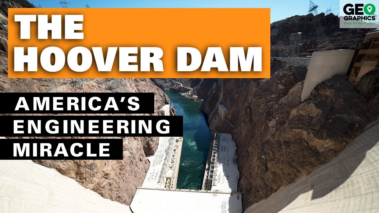 The Hoover Dam : America's Engineering Miracle