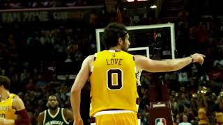 KEVIN LOVE SLOW MOTION COMPILATION