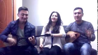 Лада седан,баклажан dombyra cover by Made in KZ