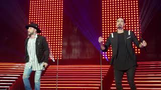 Backstreet Boys- Don't Go Breaking My Heart (live in Las Vegas)