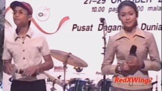 Siti Nordiana & Achik (Spin) - EFest Asia 2000 (Kuala Lumpur) PWTC