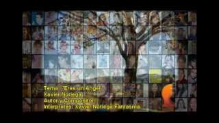 ERES UN ANGEL- XAVIER NORIEGA CANTA AUTOR VIDEO CLIP.wmv