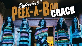 RED VELVET - PEEK-A-BOO CRACK (Pika pika chuuuuuu)