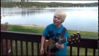 Hold Me - Jamie Grace acoustic cover by Carson Lueders