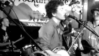 Gangsta Banjo (Still D.R.E)- Rocktin Grove at Oskar Blues in Lyons, Co.m4v