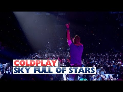 Coldplay - 'A Sky Full Of Stars' (Live at The Jingle Bell Ball 2015)