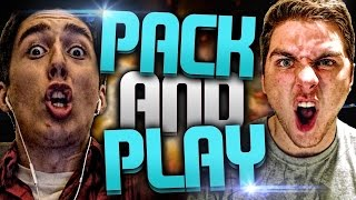 SHAQTIN A FOOL! NBA 2K16 PACK AND PLAY MY TEAM WAGER