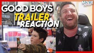 Good Boys Trailer Reaction
