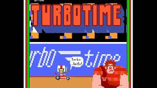 Turbotime- Final stage- Wreck-It Ralph PC games