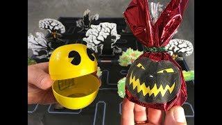 Pacman VS Monsters. DIY