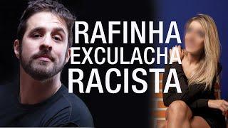 Rafinha Bastos Esculacha Convidada Racista