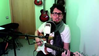 But for now by Jamie cullum - AlbertT guitar and vocal cover