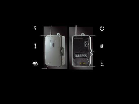 Z Wave Ge 40 Amp Smart Z Wave Switch