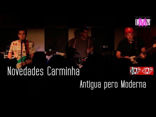 Vídeo de un concierto en la sala Wah Wah de Valencia.