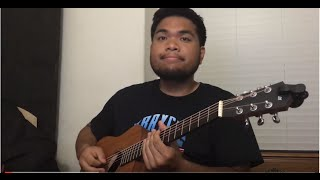 Put Me Thru - Anderson .Paak Cover [Taylor Baby Taylor Guitar]