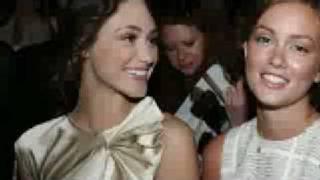 Miss Independant :: Emmy Rossum & Leighton Meester [HQ]