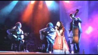 Deolinda - Mal Por Mal (Live @ Azores)