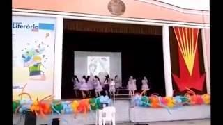 Vô Imbolá - Zeca Baleiro - Escola de Dança Irenilda Meneses - Nordestinando e Suassunando 2015