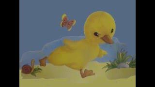 LIVRO INFANTIL: O patinho Cirilo