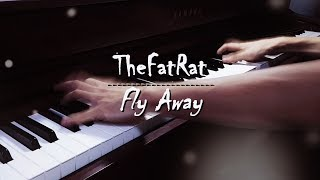 TheFatRat - Fly Away feat. Anjulie | Piano | Zacky The Pianist