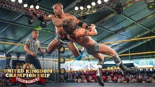 WWE UK Tournament: Ashton Smith vs. Joseph Conners
