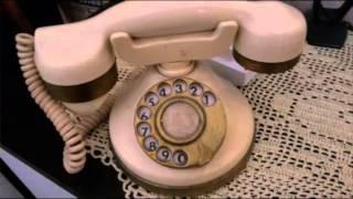 Old Phone Vintage sound drin drin