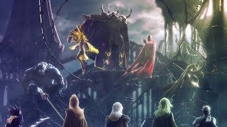 Final Fantasy IV for PC, iOS, and Android updated with new user interface, full-screen support, and Asian languages