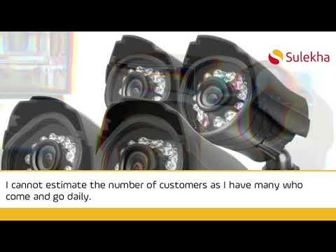 Essl Security System Dealers in Satellite, Ahmedabad