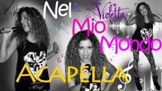 Nel Mio Mondo - Adriana Vitale (Piano Version) Violetta