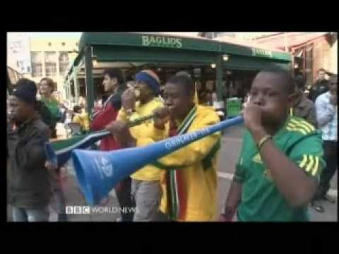 Africa Business Report 16 – South Africa World Cup Special 1 of 2 – BBC World News