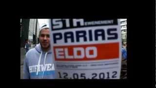 Siwers, Def, Diox i Hades x Molesta | Eldo | Parias - Stodoła 12.05
