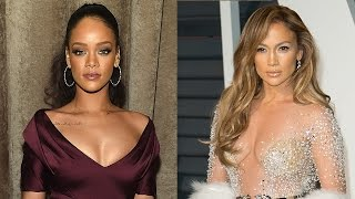 "Rihanna ""Towards the Sun"" VS Jennifer Lopez ""Feel the Light"": New Songs in ""Home"" Movie"