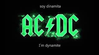 AC/DC- T.N.T. Subtitulado Español-Inglés