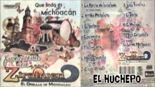 """El Huchepo - Banda Zirahuen (""""Puros Sones"""" CD 2013-2014)"""