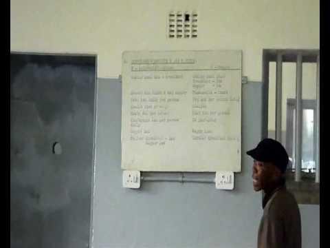 Cape Point to Prison