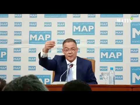 Video : Lekjaa : Un cabinet d'expertise international décidera du sort de Nasser Larguet
