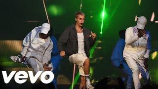 Luis Fonsi, Daddy Yankee - Despacito ft. Justin Bieber (Purpose Tour Puerto Rico Live)